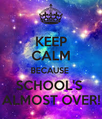 Image result for almost out of school