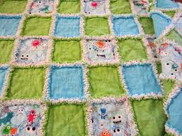My Patchwork Quilt: ANOTHER RAG QUILT FOR PROJECT LINUS &  Adamdwight.com