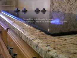 giallo ornamental granite backplash giallo ornamental bevel edge