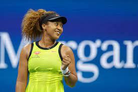 Naomi Osaka into round 3 as Olga ...