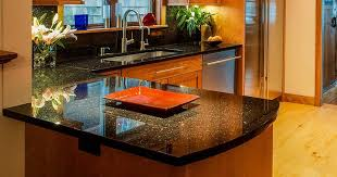 Tile Backsplashes With Granite Countertops Extraordinary 48 Delightful Granite Countertop Colors With Names And Pictures