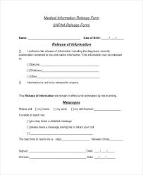 Hipaa Request Form Hipaa Request Form Zoroblaszczakco Throughout Hipaa Authorization