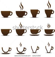 coffee cup silhouette vector. Fine Cup Coffee Cup Vector Throughout Coffee Cup Silhouette Vector U