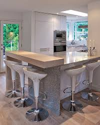 View in gallery Magis Bombo Barstools in cool white