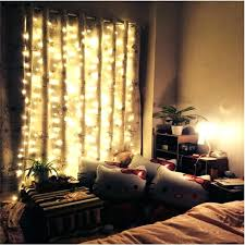 Led String Lights For Bedroom Curtain Lights Bedroom X Led Outdoor Home  Warm White Decorative String
