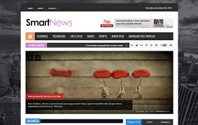 best news template for blogger free blogger template newspaper style barca fontanacountryinn com