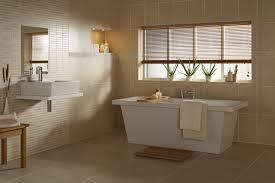 Stone Bathroom Tiles Cool Showers Head Mix Wooden Vanity Vertical Mirror Mix Towel Bar