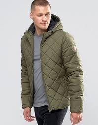 Blend of America Blend Hooded Quilted Jacket Ivy Green | Where to ... & ... Blend of America Blend Hooded Quilted Jacket Ivy Green ... Adamdwight.com