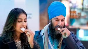 Jagmeet singh is going to be a father! Ahead Of Debate In Montreal Singh Talks Discrimination And Bill 21 Lethbridge News Now