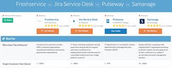 3 Best Jira Software Alternatives To Manage It Services