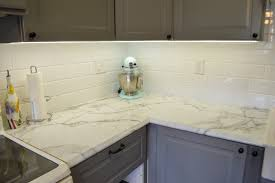 Decorating Astounding Crystalize Formica Calacatta Marble Fot Top