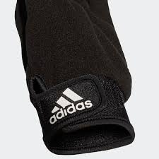 Adidas Gym Gloves Size Chart Adidas Fieldplayer Gloves Black Adidas Us