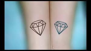 значение тату алмаз интересные рисунки готовых татуировок на теле
