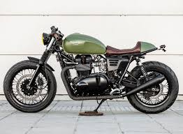lady sd triumph custom motorcycle by