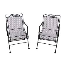 black wrought iron patio furniture. wrought iron patio furniture outdoor rocking chairs black