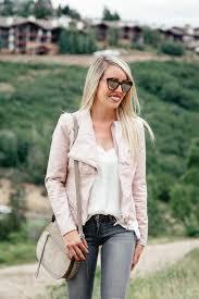 biker jacket light pink jacket pale pink jacket light pink leather jacket