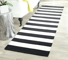 black and white striped area rug black and white striped area rug elegant collection handmade of