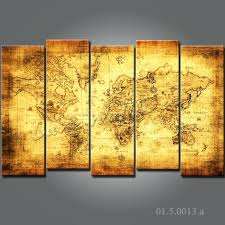 old world wall art no frame canvas only canvas painting old world map wall sticker home decoration printed on canvas old world wall art plaque on world map wall art with photo frames with old world wall art no frame canvas only canvas painting old world