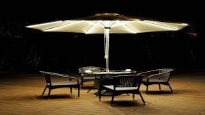 Bed Bath And Beyond Umbrella Lights Startling Outdoor Patio Umbrella With Lights Bed Bath And