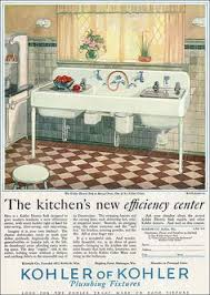 1928 kohler kitchen sinks kitchens and vintage kitchen