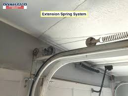 mesmerizing garage door extension spring replace ge door extension spring nice ge door spring repair garage