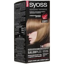 <b>Краска для волос Syoss Color</b> 7-6 русый