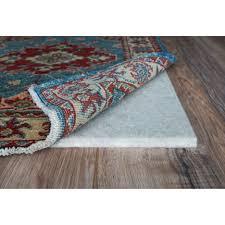 rug pad non slip natural underlay for hard floors felt rubber floor anti runner grip mat under area circle pads hardwood stop grips laminate gripper no