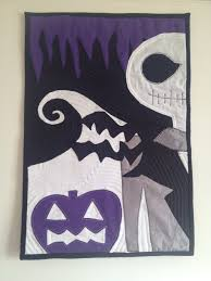 Nightmare Before Christmas Quilt | Quilts I've Made | Pinterest ... & Nightmare Before Christmas Quilt Adamdwight.com