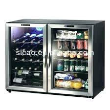 glass door beverage refrigerator glass front beverage cooler glass front beverage refrigerator small refrigerator glass door