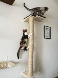 stylish cat furniture. Modern Cat Tree Stylish Furniture