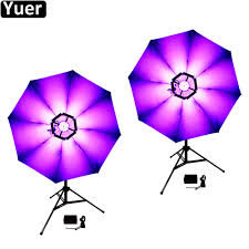 <b>2Pcs</b>/<b>Lot Stage Effect</b> Lighting 20inch LED 114Pcs 0.2W RGB 3IN1 ...