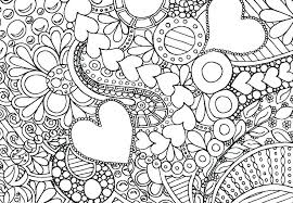 Free Printable Flower Mandala Coloring Pages Colouring Pictures Of