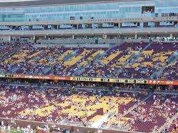 U2 Us Bank Stadium Seating Chart Tcf Bank Stadium Section 210 Curious Tcf Bank Seating