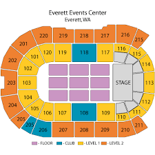 Angel Of The Winds Arena Everett Tickets Schedule