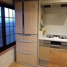 冷蔵庫 リメイク シート