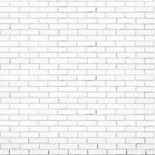 白色砖墙背景素材岛