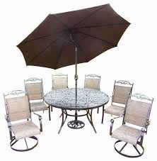 Patio, World Source Patio Furniture World Source Castle Rock Patio Furniture  Swivel Patio Umbrella Complicated