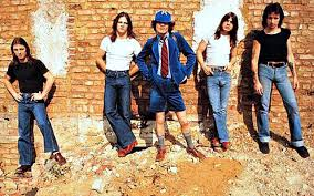 3yr · cosmictrousers · r/oldschoolcool. Image Detail For Acdc Band Brick Wall Background Wallpaper 1280 800 Acdc Wallpapers Bon Scott Acdc Angus Young