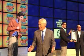 Jeopardy teen tournament winner 2005