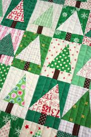 Patchwork Tree Quilt Block Tutorial - Diary of a Quilter - a quilt ... & I used a red micro-dot as the binding for this quilt to give a tiny bit  more red to the design. I purposely made the binding small though, ... Adamdwight.com