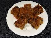 carrot raisins bars
