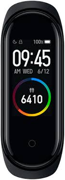 <b>Фитнес</b>-<b>браслет Xiaomi Mi Smart</b> Band 4 Black (MGW4057RU ...