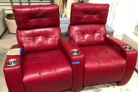 american leather dean theatre sofa