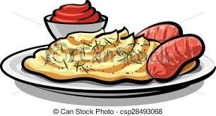 mashed potato clipart. Unique Potato Mashed Potatoes And Potato Clipart