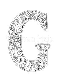 coloring pages letters for s letter j g page sheets my capital