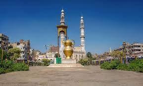 File:ميدان وجامع العارف بالله بمدينة سوهاج من المعالم التاريخيه.jpg -  Wikimedia Commons