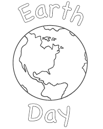 Small Picture 41 best earth day images on Pinterest Earth day coloring pages