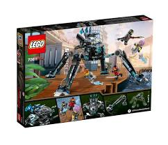 LEGO Ninjago Movie Water Strider 70611 (494 Pieces) - Walmart.com -  Walmart.com