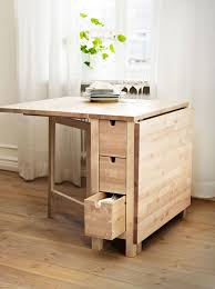 Folding Tables Ikea Drop Leaf Table With Chair Storage Ikea Home Chair Designs