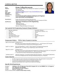 ezbonavente cv_ civil structural engineer - Computer Engineer  Responsibilities